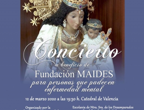 Concierto a beneficio de Maides 12 de marzo