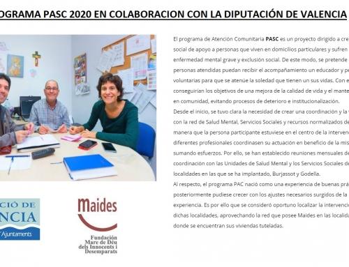 Convenio Diputación de Valencia 2020